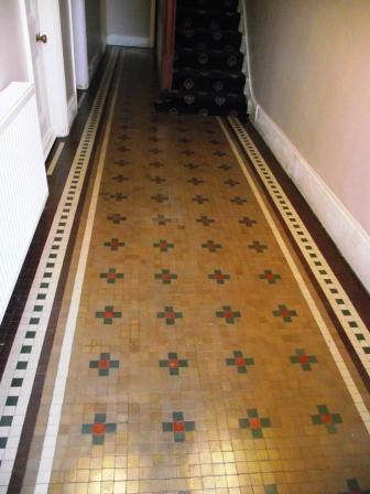Victorian Floor In Luton After