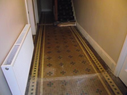 Victorian Floor In Luton Before