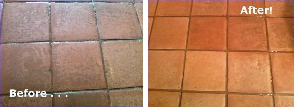 Leighton Buzzard Terracotta Before and After