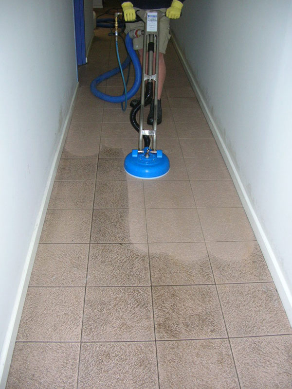 Cleaning Porcelain Tiles Ingrained With Dirt Porcelain