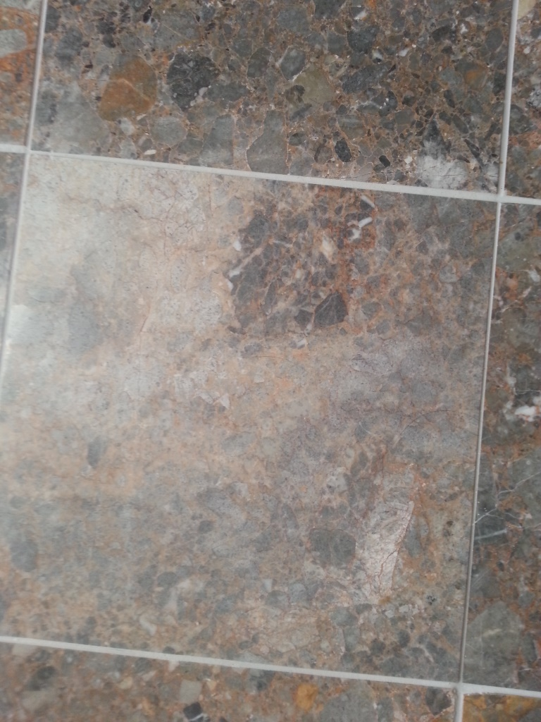 Deep Cleaning Old Terrazzo Tiles | Stone Cleaning and Polishing tips ...