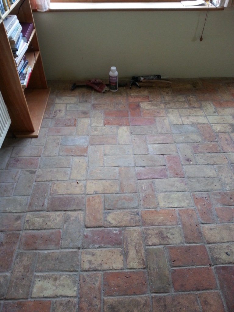 tile brick floor best and